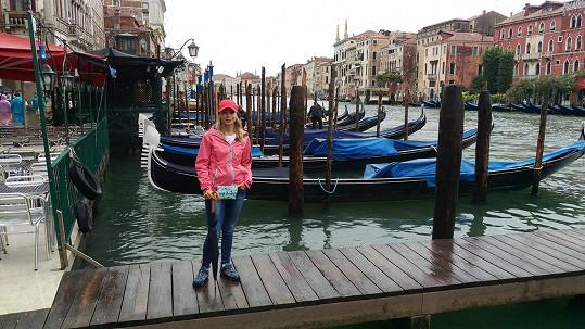 Rádi jezdili na dovolenou do Itálie.