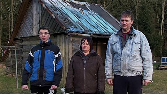 Lucie (36) a Jiří (39) jsou druhým párem zděšeni.