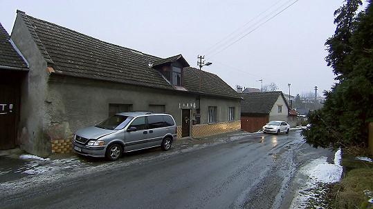 V tomto domě bydlí Ingrid a její rodina.
