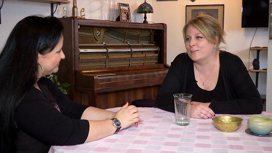 S Petrou Hapkovou si pro Top Star magazín povídala reportérka Mirka Roubíková.