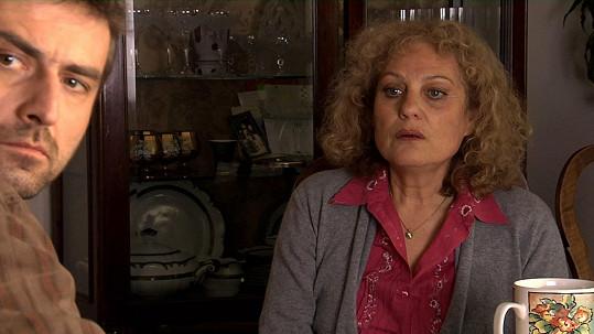 Soňa Valentová ve své poslední roli před dvěma lety