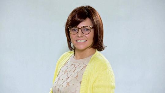 Simona Kijonková jako matka samoživitelka z azylového domu