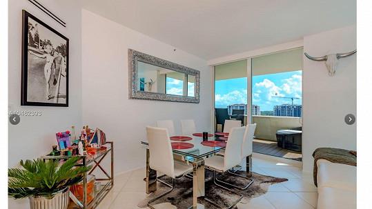 Byt je na prestižní adrese v Miami.