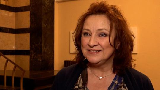 Zlata Adamovská prozradila, že je čerstvá důchodkyně.