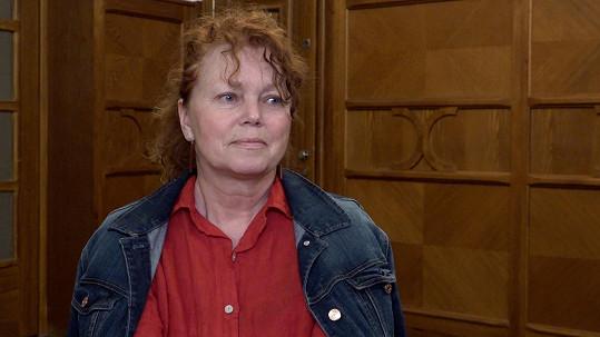 Jana Janěková už je babička, má sedm vnoučat.