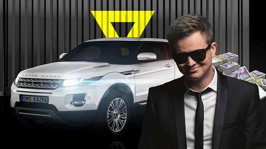 Kazma v novém díle OMS daruje své auto a k tomu milión korun.