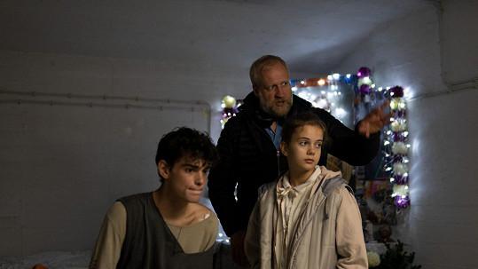 Minisérie vznikala pod taktovkou režiséra Petera Bebjaka.