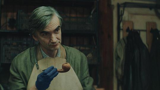 """Role přišla jako na zavolanou. """"Takových nabídek bych si přál víc,"""" říká Martin Myšička."""