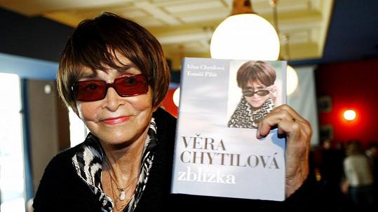 Věra Chytilová má na svém kontě řadu známých filmů.