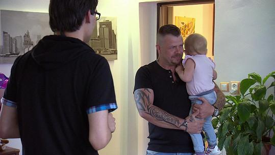 První setkání Martina s náhradním tatínkem bylo zajímavé.