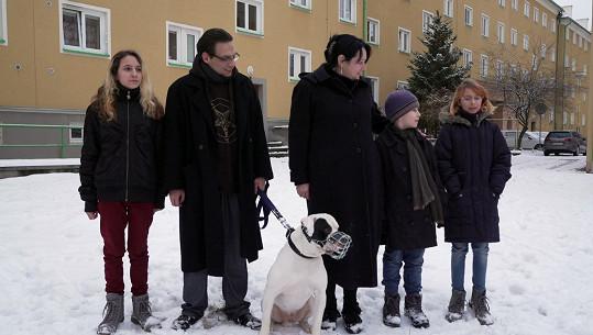 Rodina z Havířova, kam přijede náhradní manželka Ilona z Brna
