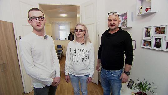 Rodina z Brna