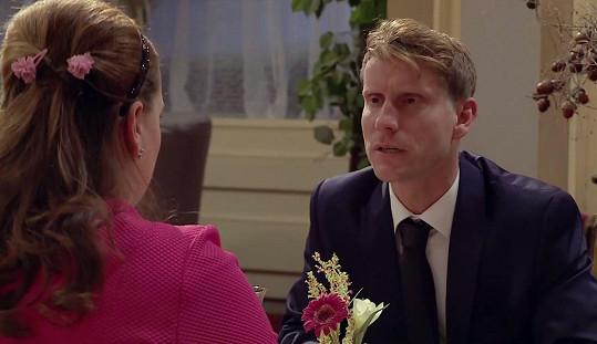 Zalíbení najde u Jaromíra Noska, který v seriálu ztvárňuje přecitlivělého Marka.