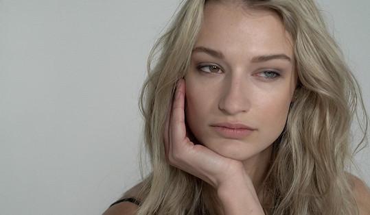 Modelka Kateřina Kasanová si zahrála v dalším klipu.