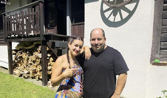 Genny se svým producentem Arturem Kaiserem