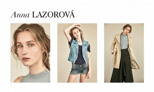 Anna Lazorová