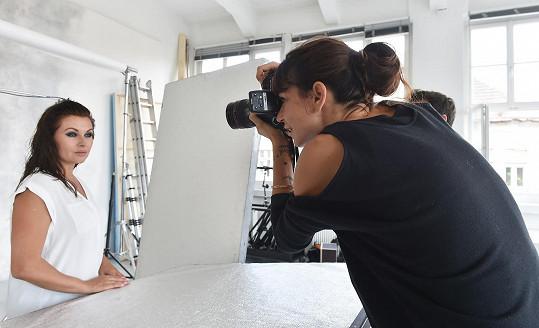 Fotografce Alžbětě Jungrové stoprocentně důvěřuje.