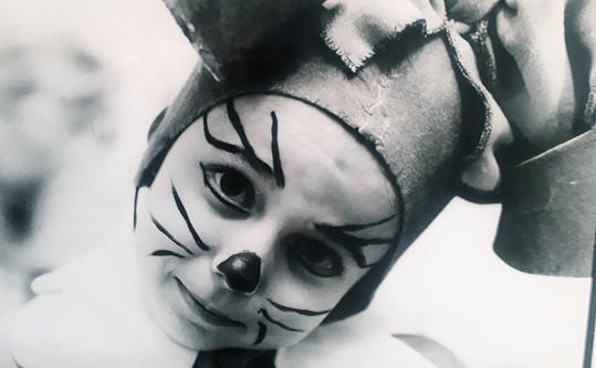 Bára jako dítě vyzkoušela řadu roliček.