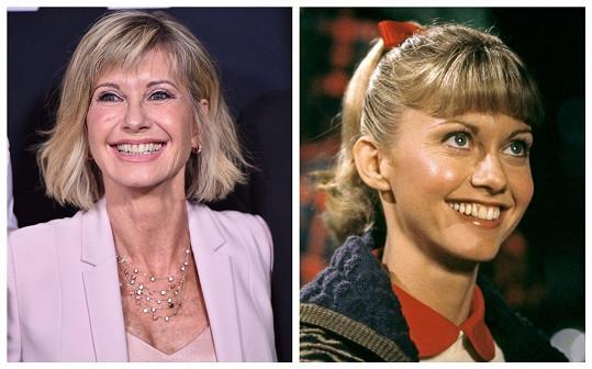 Olivia Newton-John se role Sandy málem nedočkala. Bylo jí 29, když hrála 17letou.