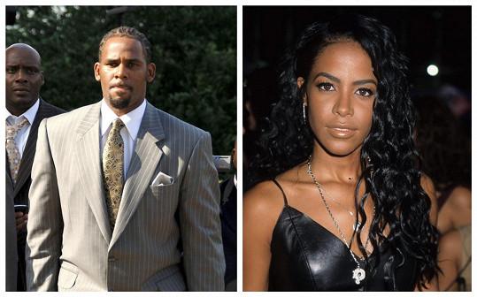 R. Kelly si nezletilou Aaliyah dokonce vzal.