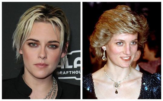 Z Kristen Stewart v roli princezny Diany zatím fanoušci nejsou nadšení.