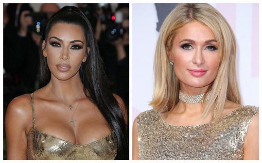 Kim a Paris bývaly kamarádky, sláva však všechno změnila.