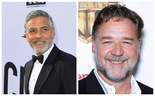Crowe kritizoval Clooneyho kvůli reklamě.