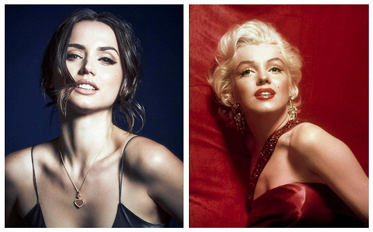 Ana de Armas se předvede v roli Marilyn Monroe.