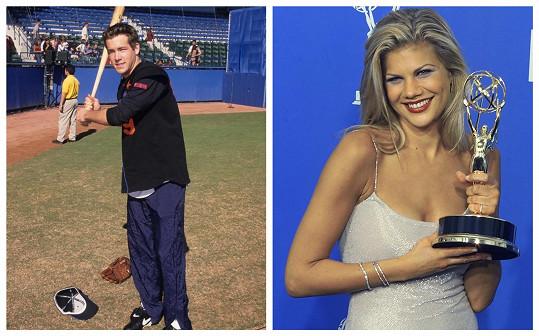 Hezoun Ryan Reynolds randil v devadesátkách s komičkou Kristen Johnston.