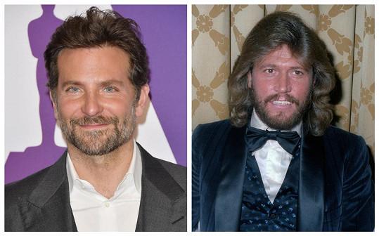 Bradleyho Coopera uvidíme jako Barryho Gibba.