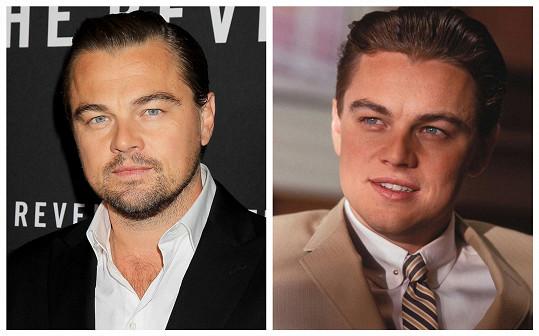 Leonardo DiCaprio si v 28 letech zahrál 16letého Franka Abagnala.