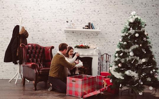 Došlo i na Vánoce.