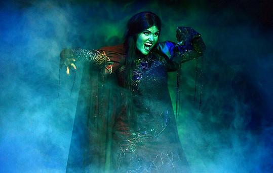 Elis ji v divadle GoJa Music hall někdy zpívá i čtyřikrát za sebou.
