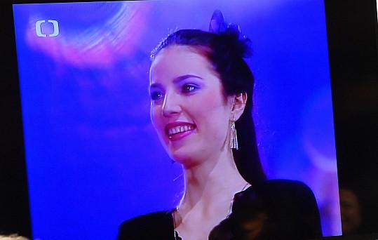 Tam Ivana v roce 1989 zvítězila.