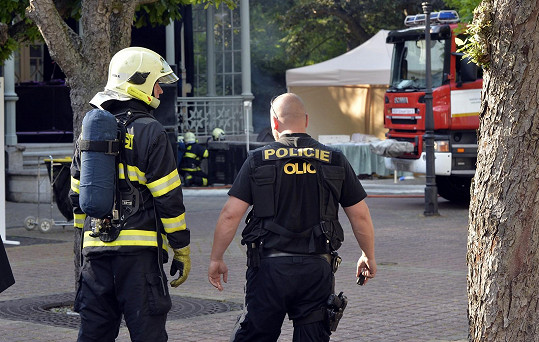 Na místě museli zasahovat hasiči.