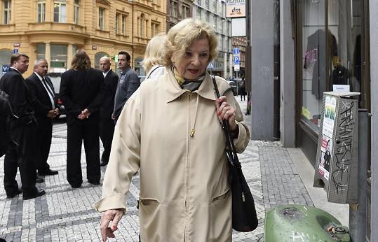 Česká Angelika Libuše Švormová