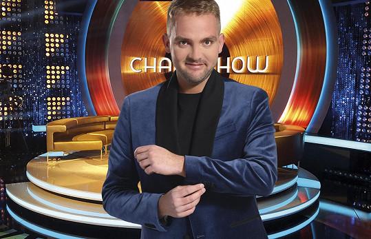 Libor Bouček v Chart Show na Nově