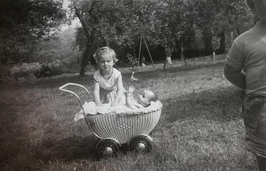 Od dětství byla obklopená přírodou.