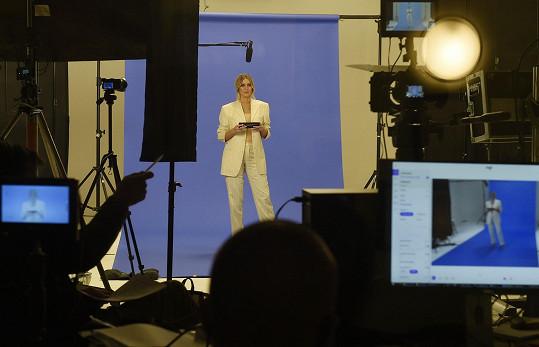 Za Zorkou jsme se vypravili na natáčení Czech Social Awards.
