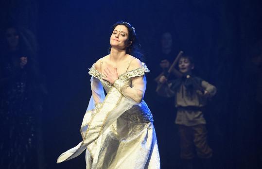 Roli Mariany si zahrála Lucia Šoralová.