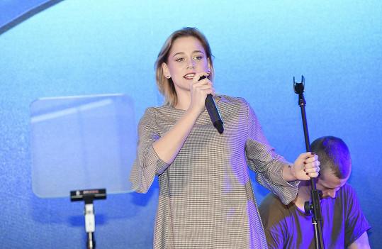 Emma Drobná vyhrála minulou řadu soutěže, která se konala v roce 2015.