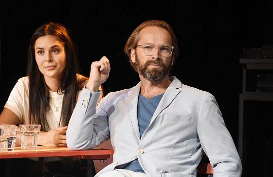 Jan Révai si v Rebelech zahraje dvacet let od natáčení filmu.