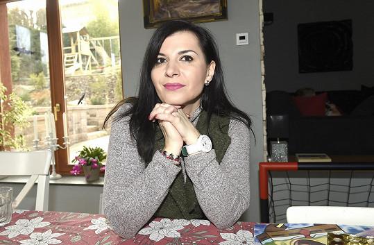 Andrea Kalivodová si prošla stresem kvůli babičce.