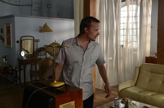 Hlavní roli hraje Kryštof Hádek.