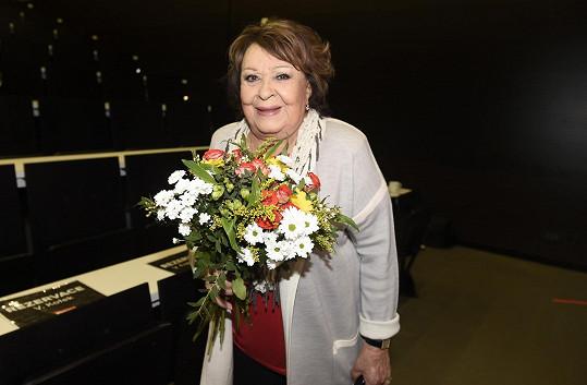 Herečka představila nový pořad, který jde na obrazovky.