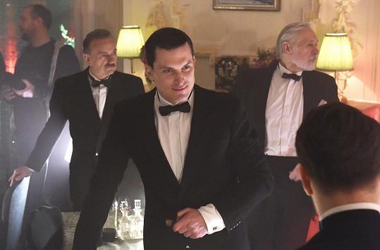 S lektorkou Janou Postlerovou prochází slovenský herec repliku po replice.
