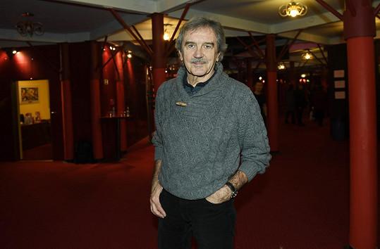 Pepovi Štágrovi bude v únoru sedmdesát.