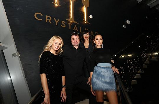 Naše krásky obdivoval i miliardář Igor Rattaj.