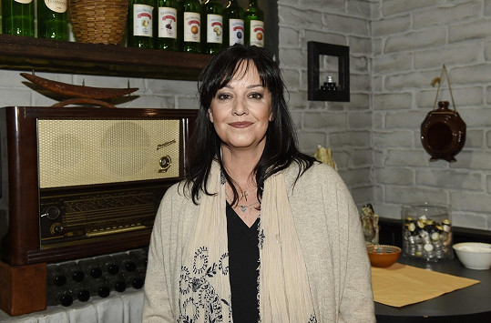 Tereza Brodská nám o svém životě vyprávěla na place seriálu Slunečná, v němž hraje.
