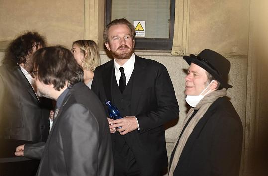 Stanislav Majer za vedlejší roli ve stejném filmu nominaci neproměnil.